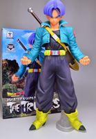 Imagen de BANPRESTO Dragon Ball Z Trunks Figura Dragon Ball GT DXF troncos 24 CM