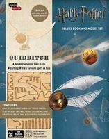Imagen de Libro Incredibuilds: Harry Potter: Quidditch Deluxe Set Hc