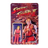 Imagen de Street Fighter II ReAction Figura Ken 10 cm