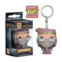 Imagen de Harry Potter Llavero Pocket POP! Vinyl Dumbledore 4 cm