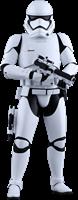Imagen de Star Wars Episode VII Figura Movie Masterpiece 1/6 First Order Stormtrooper 30 cm