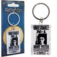Imagen de Harry Potter Llavero Rectangular Undesirable Nº 1